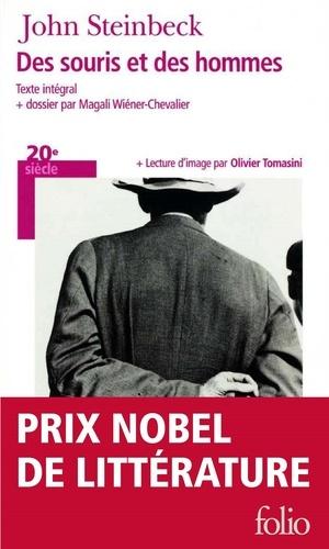 Des souris et des hommes - John Steinbeck - Format PDF - 9782072474460 - 6,49 €