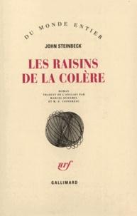 John Steinbeck - Les raisins de la colère.