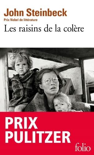 Les raisins de la colère - John Steinbeck - Format ePub - 9782072474514 - 9,99 €