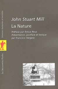 John Stuart Mill - La Nature.