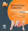 John T Hansen - Mémofiches Anatomie Netter - Membres.