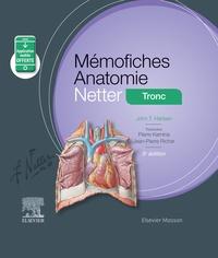 John T Hansen - Mémofiches Anatomie Netter - Tronc.