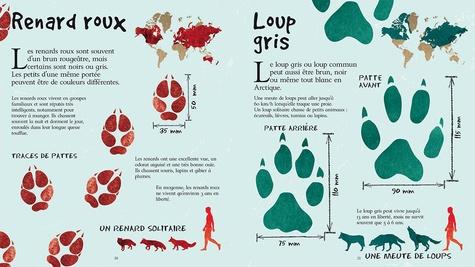 Les traces des animaux
