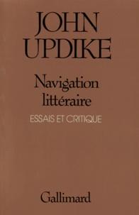 John Updike - La navigation littéraire.