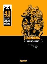 John Wagner - Judge Dredd : Les affaires classées Tome 2 : .