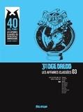 John Wagner - Judge Dredd : Les affaires classées Tome 3 : .