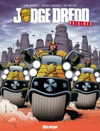 John Wagner et Carlos Ezquerra - Judge Dredd  : Origines.