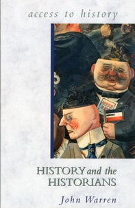 Satt2018.fr History and the Historians Image