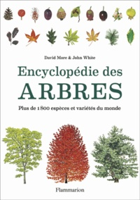John White et David More - Encyclopédie des arbres.