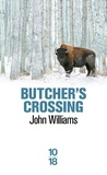 John Williams - Butcher's Crossing.