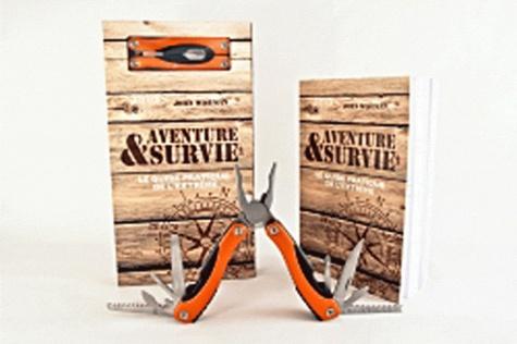 John Wiseman - Aventure & survie - Le guide pratique de l'extrême.
