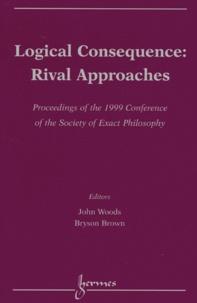 John Woods et Bryson Brown - .