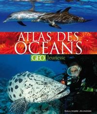 Atlas des océans - John Woodward |