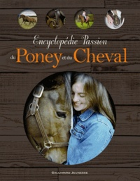 Encyclopédie passion du poney et du cheval - John Woodward |