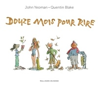 John Yeoman et Quentin Blake - Douze mois pour rire.