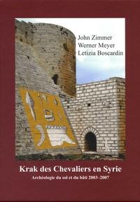 Accentsonline.fr Krak des Chevaliers en Syrie - Archéologie du sol et du bâti 2003-2007. Avec des plans Image