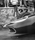 Johnny Rives et Manou Zurini - Car racing 1966.