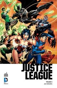 Johns Geoff et  Lee Jim - Justice League  : Aux origines.