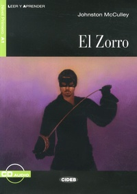 Johnston McCulley - El Zorro. 1 CD audio