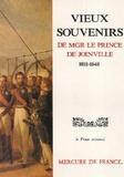 Joinville - Vieux souvenirs - 1818-1848.