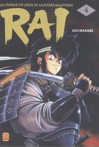 Joji Manabe - Rai Tome 4 : .