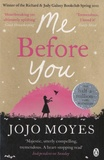 Jojo Moyes - Me Before You.