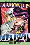 Hirohiko Araki - Jojo's - Diamond is unbreakable T01.
