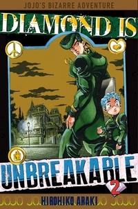 Hirohiko Araki - Jojo's - Diamond is unbreakable T02.