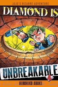 Hirohiko Araki - Jojo's - Diamond is unbreakable T04.