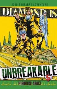 Hirohiko Araki - Jojo's - Diamond is unbreakable T05.
