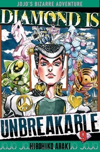 Hirohiko Araki - Jojo's - Diamond is unbreakable T09.