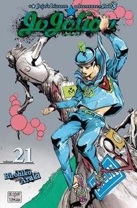 Hirohiko Araki - Jojo's - Jojolion 21 : Jojolion T21.