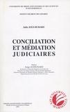 Joly - Conciliation et médiation judiciaires.