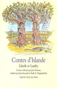 Jon Arnason et Philippe Dumas - Contes d'Islande - Lineik et Laufey.
