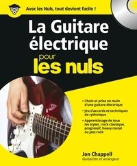 Jon Chappell - La Guitare électrique pour les nuls. 1 Cédérom