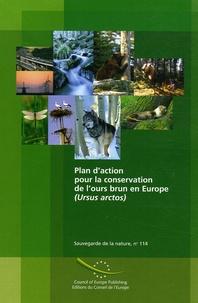 Jon-E Swenson et Norbert Gerstl - Plan d'action pour la conservation de l'ours brun en Europe (Ursus arctos).