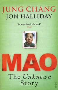 Jon Halliday - Mao - The Unknown Story.