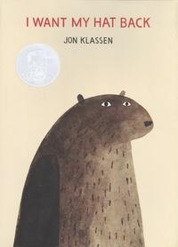 Jon Klassen - I Want My Hat Back.