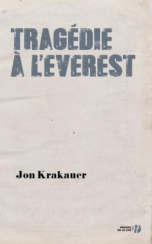Tragédie à l'Everest - Jon Krakauer - Format ePub - 9782258108585 - 12,99 €