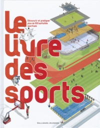 Jon Richards et Jennifer Sanderson - Le livre des sports.