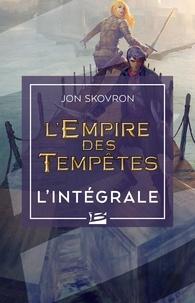 Télécharger le livre électronique à partir de Google Mac L'Empire des tempêtes - L'Intégrale 9791028104405 par Jon Skovron in French