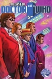 Jon Stanick et Michael Frizell - Orbit: The Cast of Doctor Who #2 - Frizell, Michael.