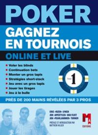 Poker - Tome 1, Gagnez en tournois online et live.pdf