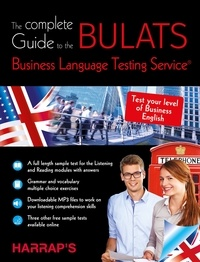 Jonah Wilson - Guide to the BULATS Business Language Testing Service.