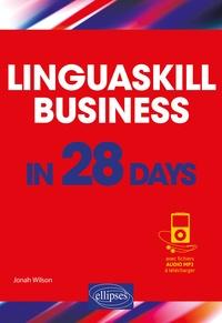 Jonah Wilson - Linguaskill Business in 28 Days.