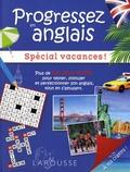 Jonah Wilson - Progressez en anglais - Spécial vacances !.