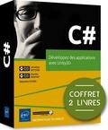 Jonathan Antoine et Maxime Frappat - C# - Développez des applications avec Unity3D, 2 volumes.