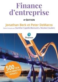 Jonathan Berk et Peter DeMarzo - Finance d'entreprise.