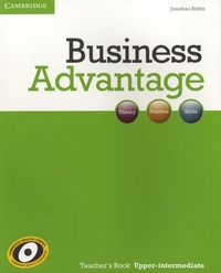 Feriasdhiver.fr Business Advantage - Teacher's Book Upper Intermediate Image