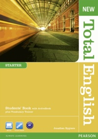 New Total English Starter - Students Book.pdf